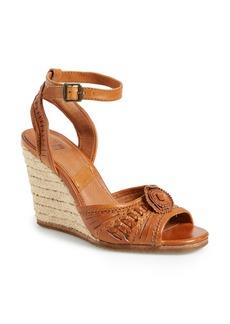 Frye 'Patricia - Concho' Wedge Sandal (Women)