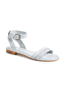 Frye 'Phillip Seam' Leather Ankle Strap Sandal (Women)