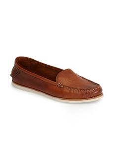 Frye 'Quincy Venetian' Leather Loafer (Women)