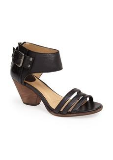 Frye 'Reina' Burnished Leather Sandal