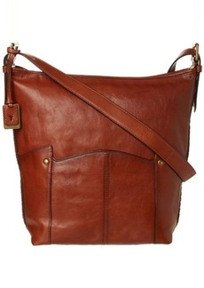 FRYE Renee Bucket Hobo Handbag