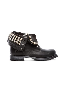 Frye Rogan Studded Lace Boot