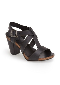 Frye 'Silvie' Leather Sandal (Women)