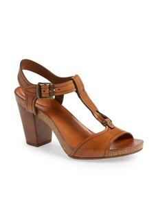 Frye 'Silvie' Y-Strap Leather Sandal