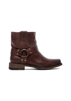 Frye Smith Harness Short Boot