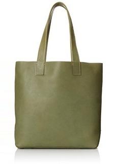 FRYE Stitch Smooth Full Grain Tote Handbag