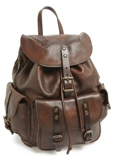 Frye 'Veronica' Leather Backpack