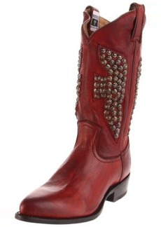 FRYE Women's Billy Hammered Stud Boot