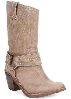 Frye Women's Carmen Harness Short Booties Women's Shoes