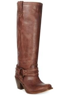 Frye Women's Carmen Harness Tall Boots Women's Shoes