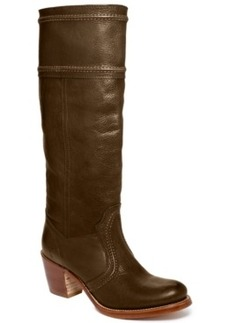 Frye, Women's Jane 14L Stitch Boots Women's Shoes