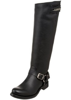 FRYE Women's Jenna Chain Tall Knee-High Boot