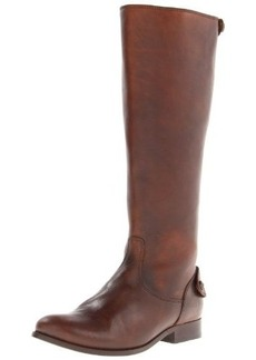 FRYE Women's Melissa Button Back Zip Knee-High Boot