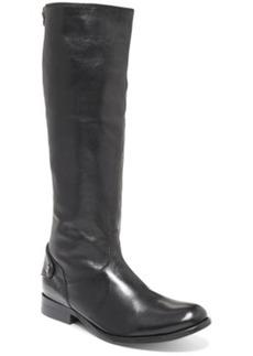 Frye Women's Melissa Button Back Zip Boots Women's Shoes