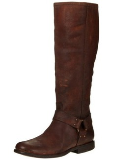 FRYE Women's Phillip Harness Tall Boot