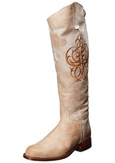 FRYE Women's Riding Back-Zip Boot