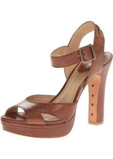 FRYE Women's Samantha Seam Ankle-Strap Sandal