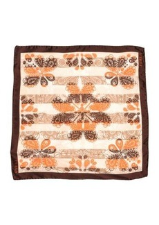 FURLA - Square scarf