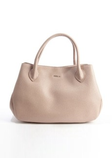 Furla amande leather 'Giselle' large tote
