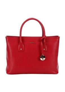 Furla cabernet leather 'Josi' medium tote bag