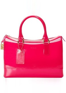 FURLA Candy Bauletto Satchel Handbag