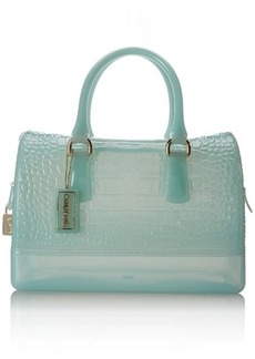 Furla Candy Medium Satchel Top Handle Handbag