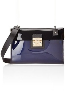 FURLA Candy Vanilla Medium Pochette Clutch