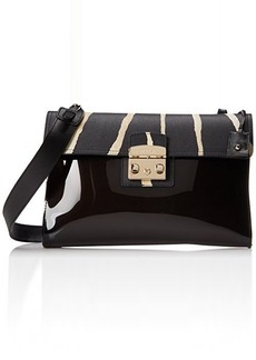 FURLA Candy Vanilla Medium Pochette Clutch Handbag