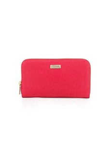 Furla Classic XL Zip-Around Leather Wallet
