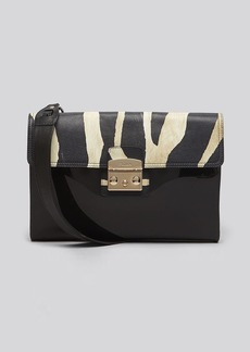 Furla Clutch - Candy Vanilla Medium Pochette Convertible