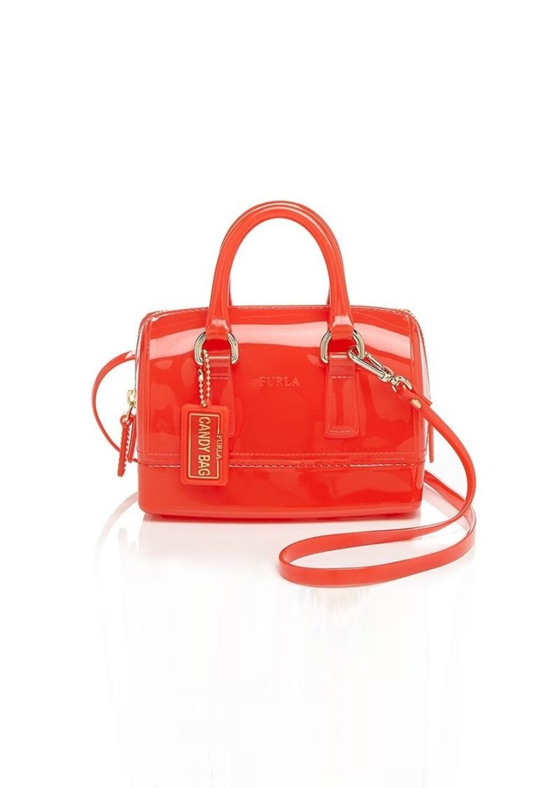 furla furla crossbody candy sweetie mini satchel handbags shop it to me. Black Bedroom Furniture Sets. Home Design Ideas