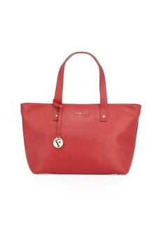 Furla Daisy Medium Leather Tote Bag