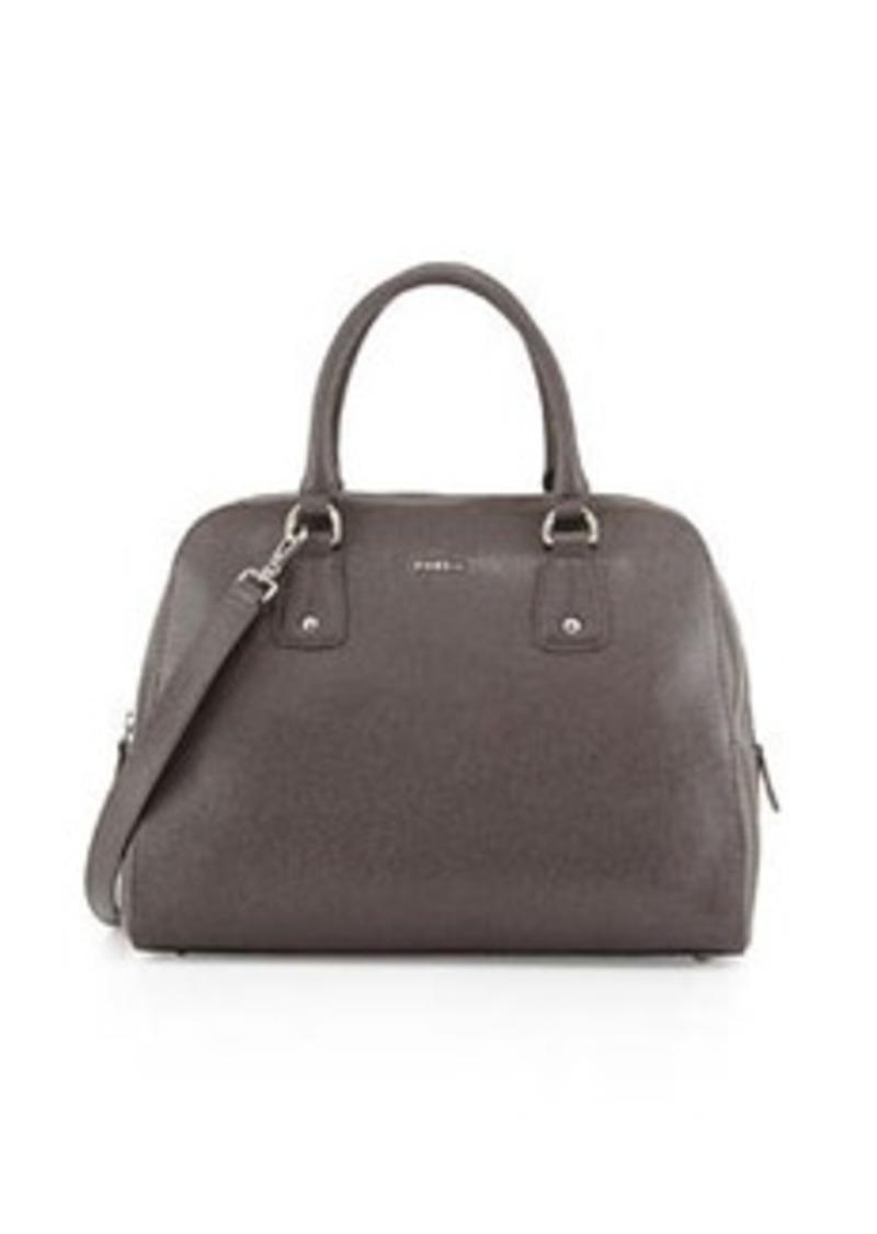 furla furla elena leather satchel bag mist handbags shop it to me. Black Bedroom Furniture Sets. Home Design Ideas