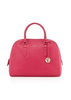 Furla Elena Medium Leather Satchel Bag