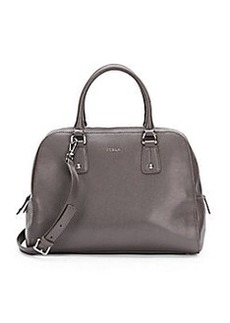 Furla Elena Saffiano Leather Satchel