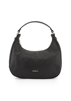Furla Giada Medium Leather Hobo Bag