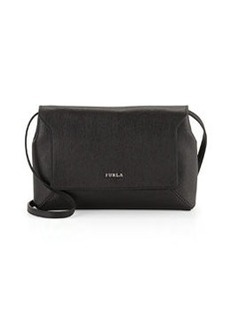Furla Glam Saffiano Crossbody Bag, Onyx