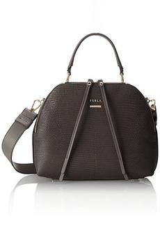FURLA Globe Medium Dome Shoulder Handbag