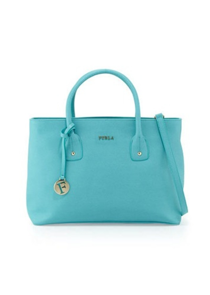furla furla josi east west medium leather tote bag handbags shop it to me. Black Bedroom Furniture Sets. Home Design Ideas