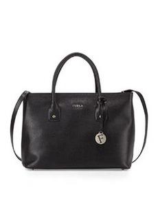 Furla Josi East-West Medium Tote Bag, Onyx