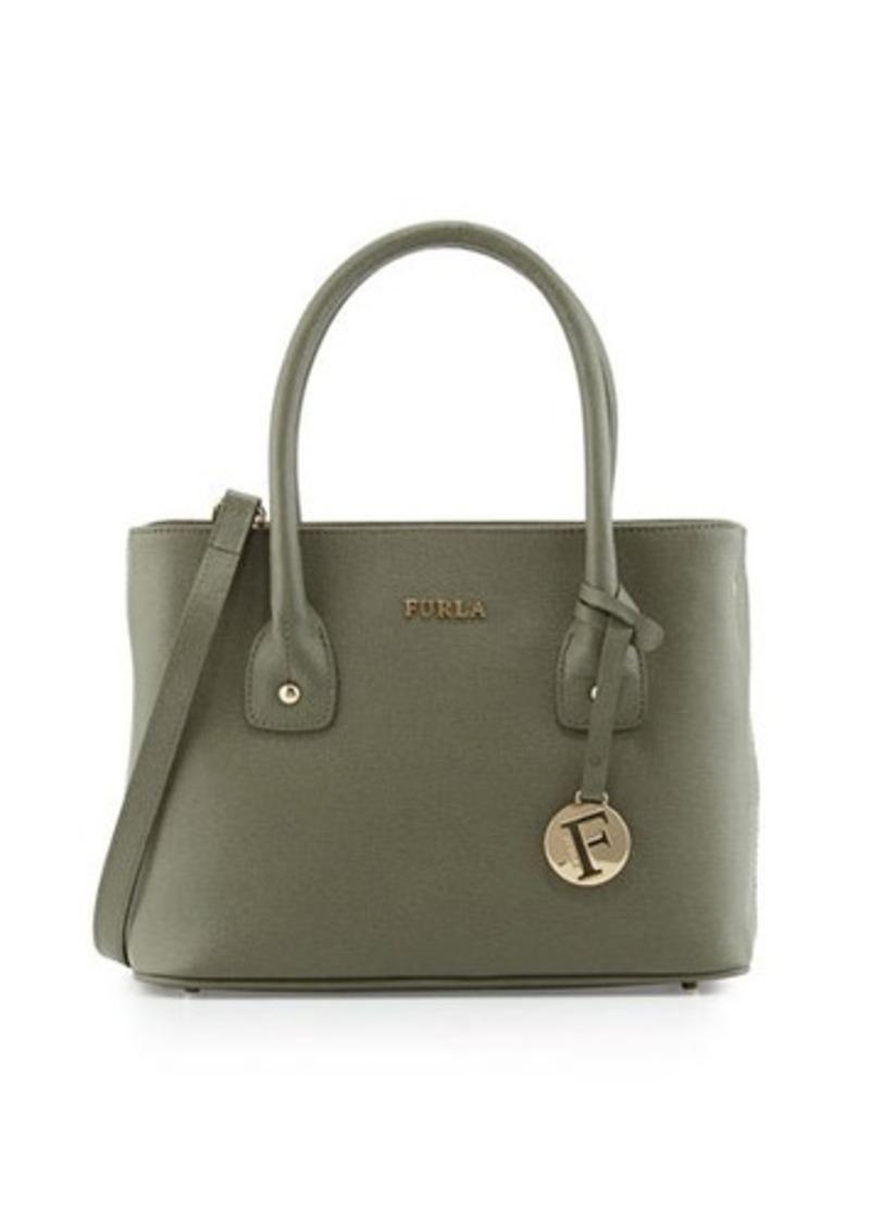 furla furla josi saffiano leather tote bag handbags shop it to me. Black Bedroom Furniture Sets. Home Design Ideas