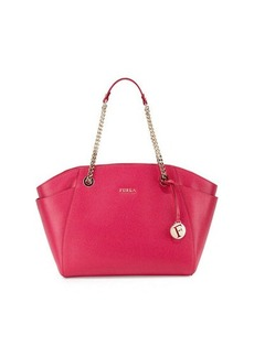 Furla Julia East-West Leather Tote Bag