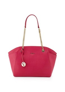 Furla Julia Medium Leather Tote Bag