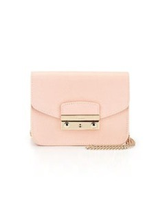 Furla Julia Mini-Crossbody Bag, Magnolia