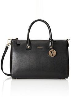 Furla Linda Satchel Top Handle Bag