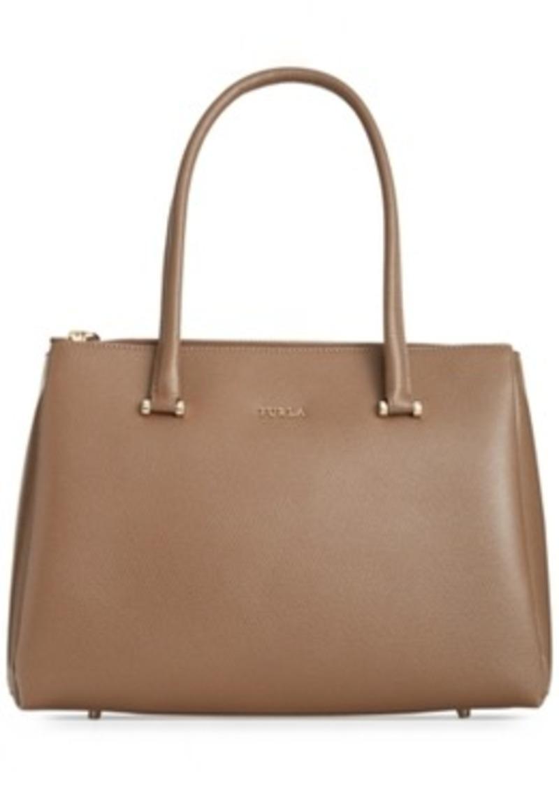 furla furla lotus medium carryall handbags shop it to me. Black Bedroom Furniture Sets. Home Design Ideas