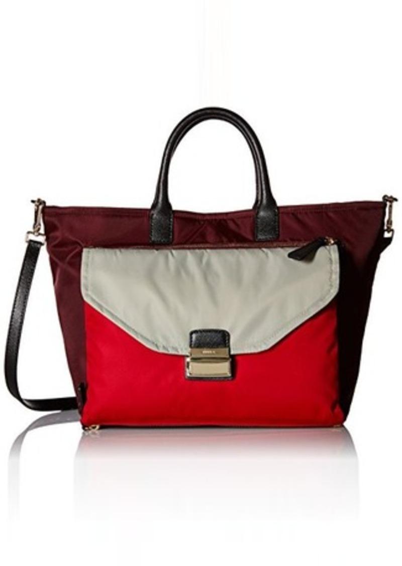 furla furla magia medium tote satchel bag granata ruby marmo onyx one size handbags shop. Black Bedroom Furniture Sets. Home Design Ideas