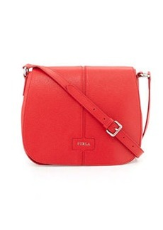 Furla Manola Crossbody Bag, Red Fiamma