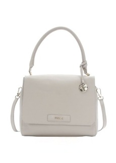 Furla marble leather 'Patty' convertible small tote bag