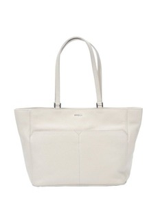 Furla marble leather 'Raffaella' medium tote